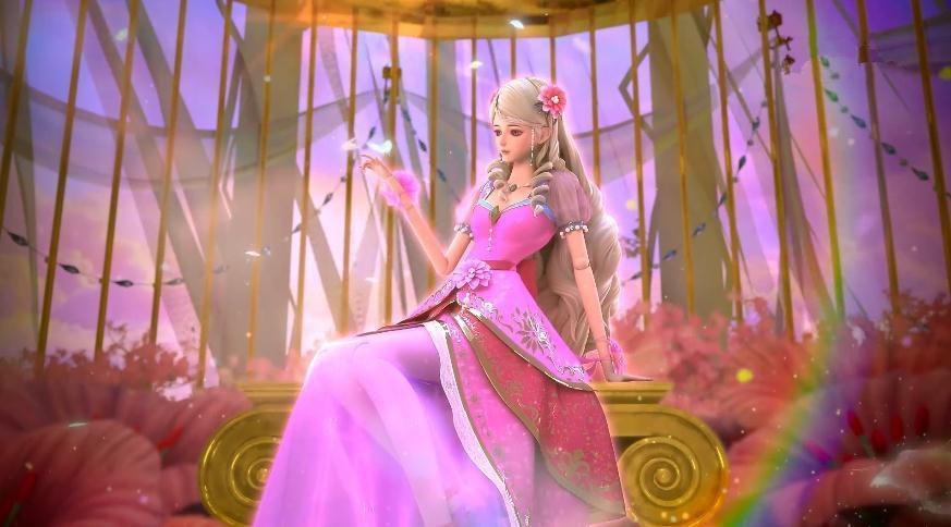 叶罗丽第六季,灵公主为何无人敢伤害 毒汐绯已经给出了暗示