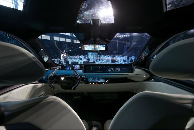 Eureka 01无人驾驶全球首发 合众新能源实力布局智能出行
