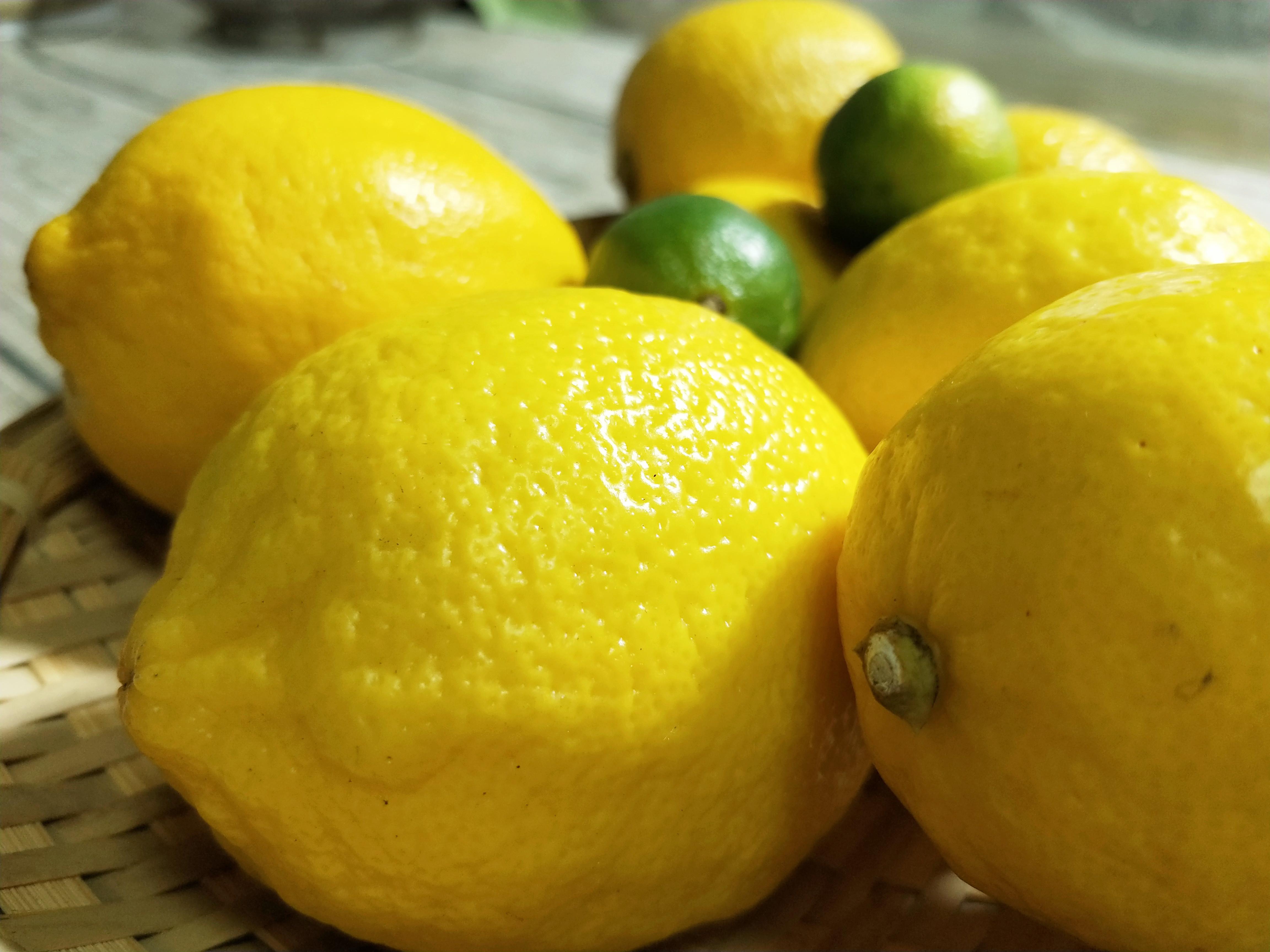 柠檬怎么清洗才干净?