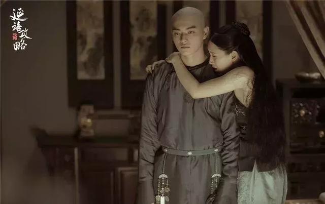 最终魏璎珞是被放出来了,可是尔晴,傅恒也不得不娶了,曾经相爱的两人