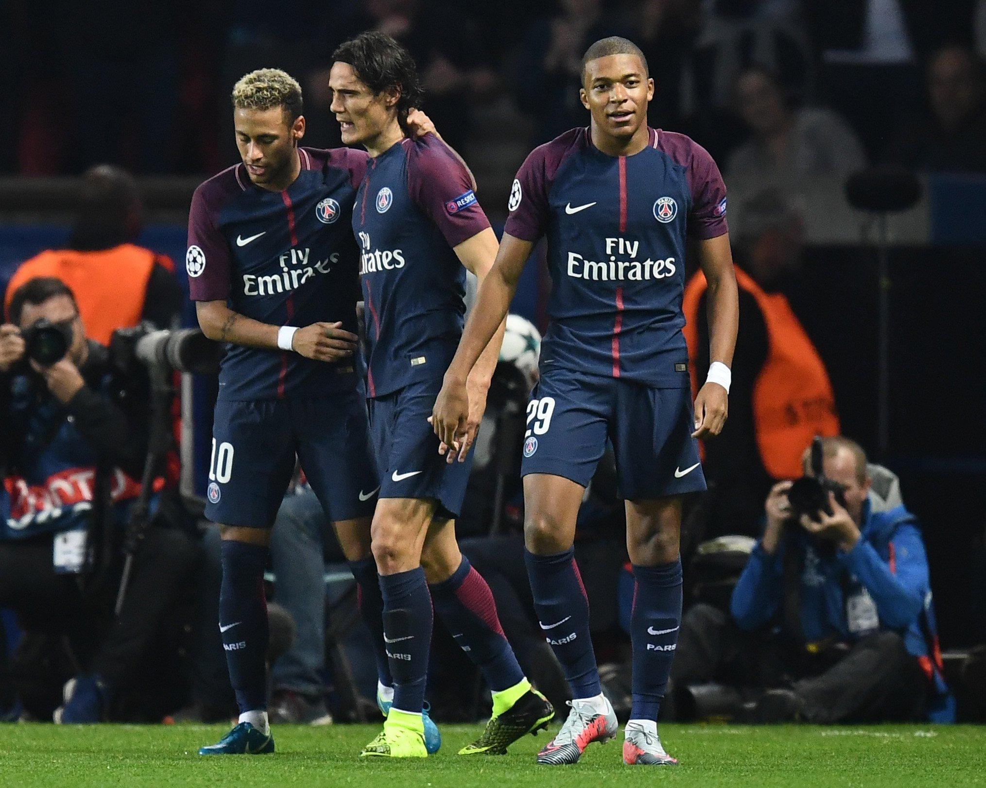 球趣网 国际冠军杯巴黎圣日耳曼VS马德里竞技分析 高看马竞一线