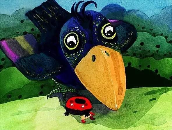 小央美儿童美术:幼儿园手工画绘本,美术教案两不误,幼师没想到吧?