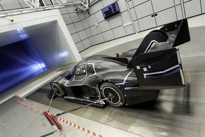 一台用了3D打印造出的车,竟破了百年最速记录