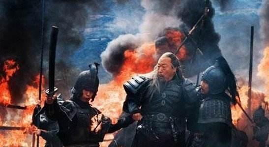 火烧上方谷,突然大雨而至,是因为诸葛亮一生泄露了太多天机?