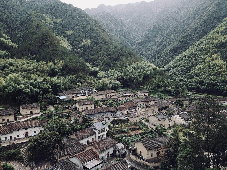 浙江省最冷门的千年古镇,隐藏在深山老林中,会是下个世外桃源吗图片