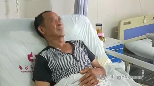 吃了一块隔夜冰西瓜,老人70厘米小肠坏死被切除!