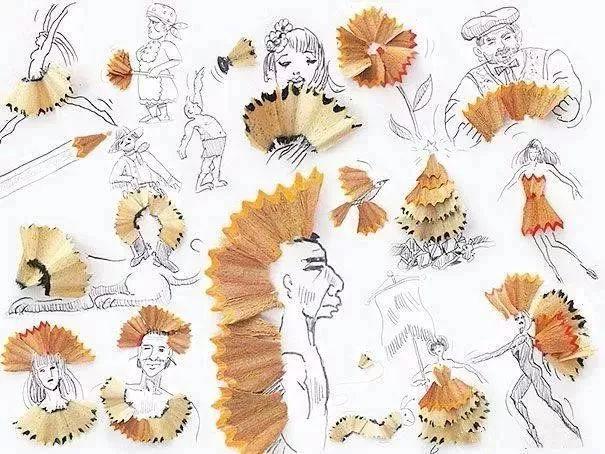 14种有趣的绘画游戏,培养孩子的想象力