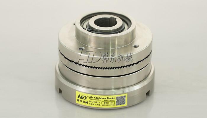 气动牙嵌式离合器和气动摩擦式离合器图片