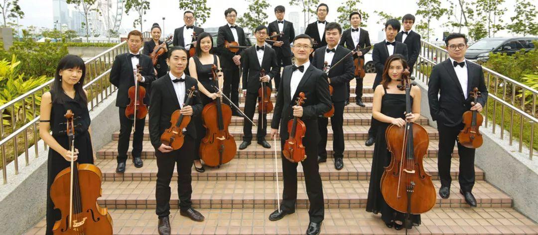 演出推介 | 敢创未来——香港青年弦乐音乐会