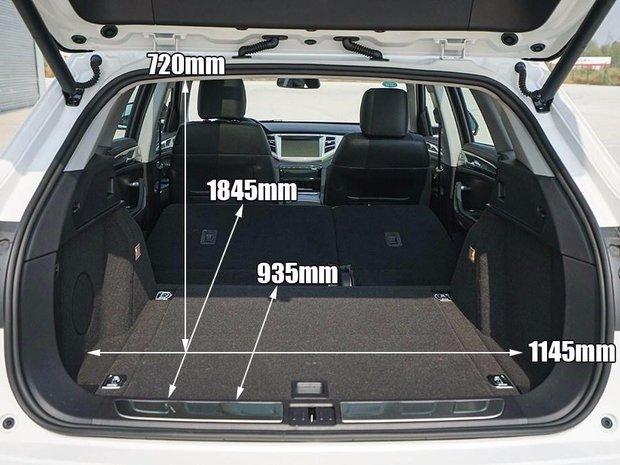 选车3+2:不到15万的大块头众泰大迈X7满足你的需求