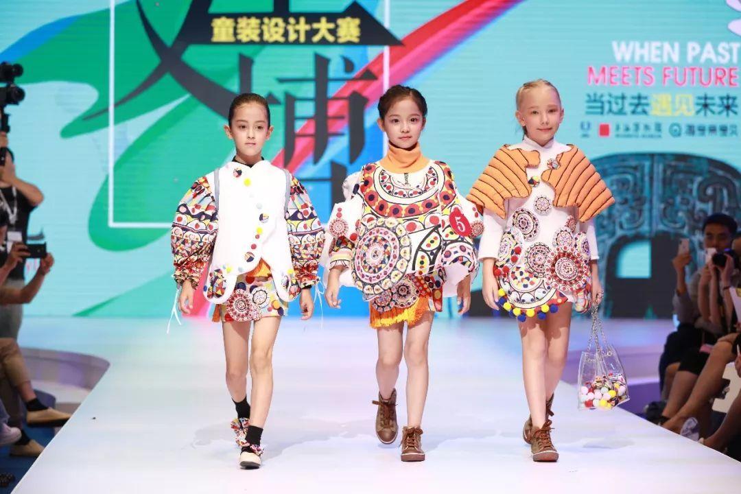 决赛揭晓| 2018 cool kids fashion童装设计大赛