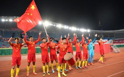 国足不行就U23打中超 中国足球倒车开不停