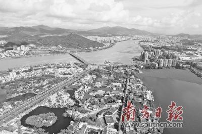 斗门gdp_2018年珠海市各行政 功能 区GDP总量及增速排行榜 香洲直属GDP总量领先第二名超千亿