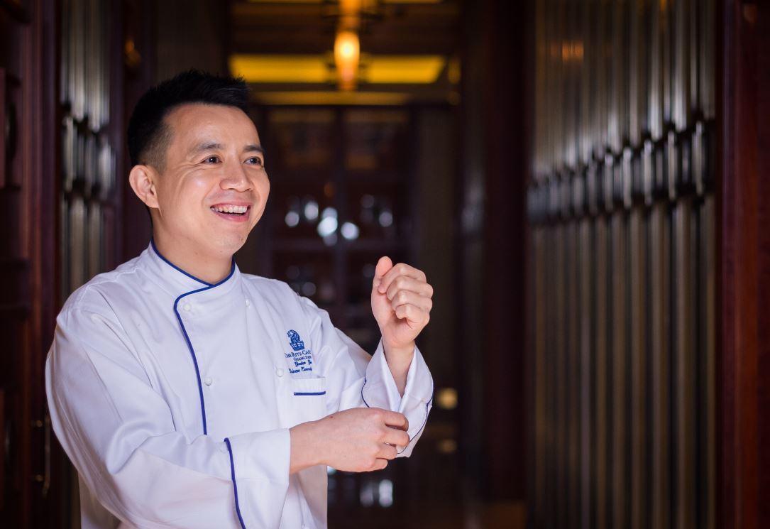 天津丽思卡尔顿酒店邀请米其林一星餐厅主厨