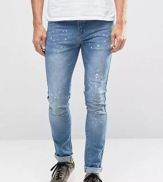 怎样选牛仔裤?粗壮腿型「选裤」三大铁则报你知