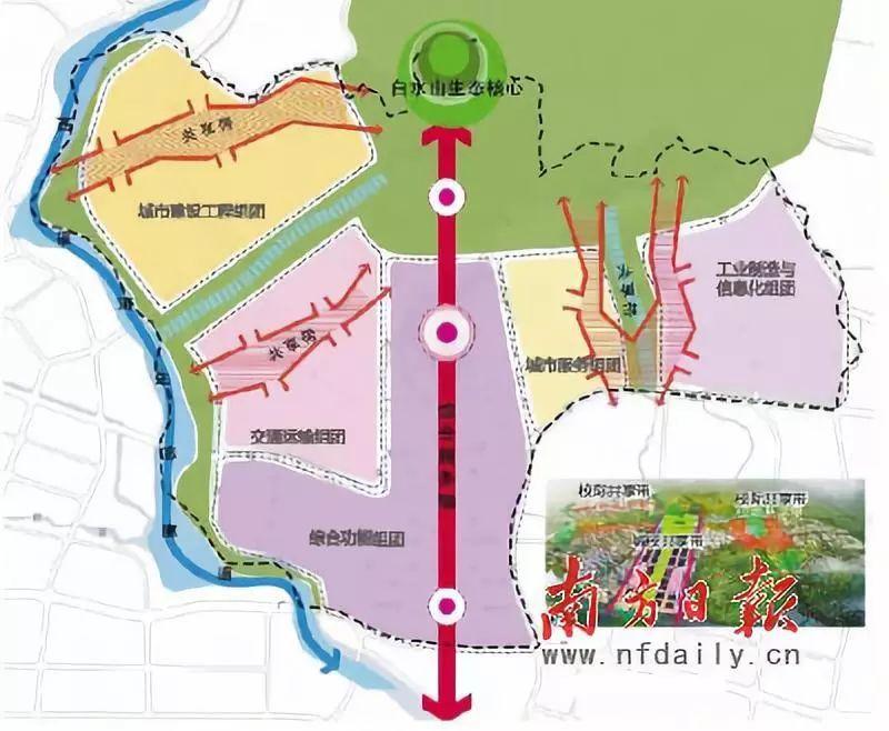 增城的GDP_增城着力打造广州东部交通枢纽 建设现代化中等规模生态城市(2)