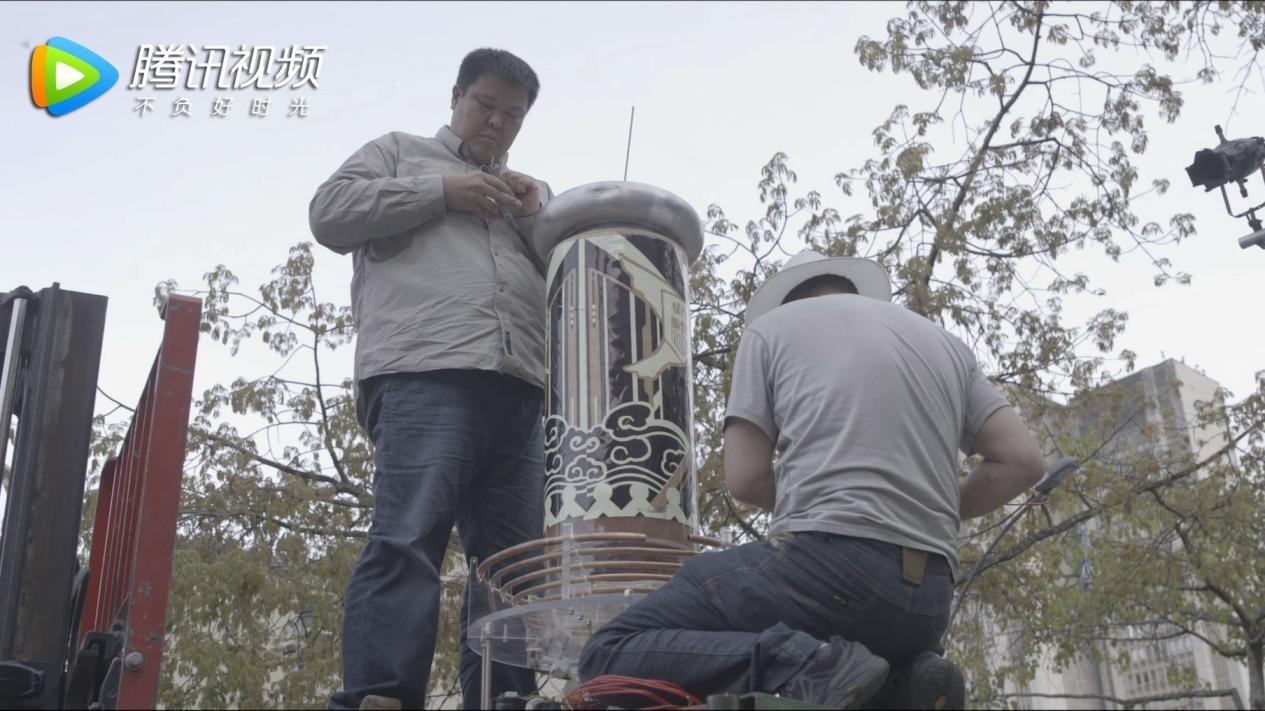 270制造电音乐器,腾讯视频 我们的侣行2 记录哥伦比亚和平音乐会曲折过程