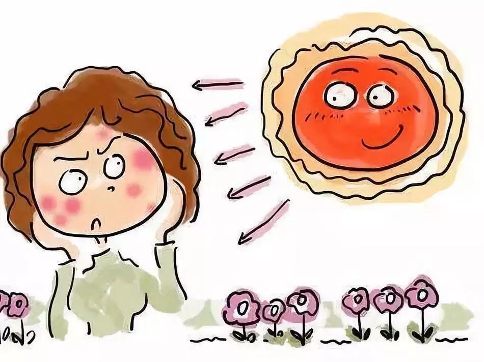 日光性皮炎患者 夏季如何保护皮肤