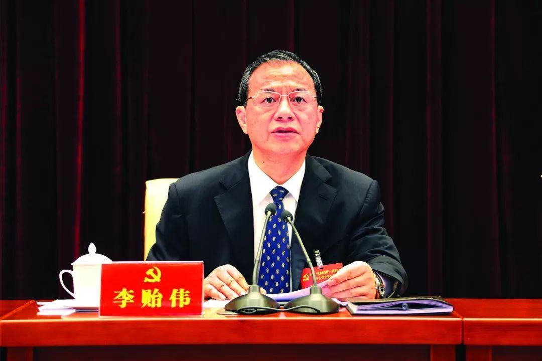 李贻伟_中共惠州市委第十一届六次全会召开 李贻伟作讲话 刘