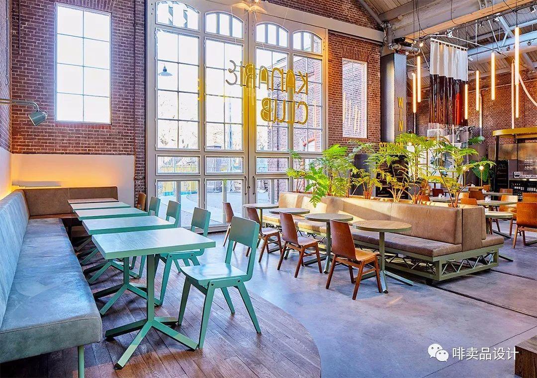 餐饮空间 ⇛ Kanarie Club电车元素酒吧俱乐部