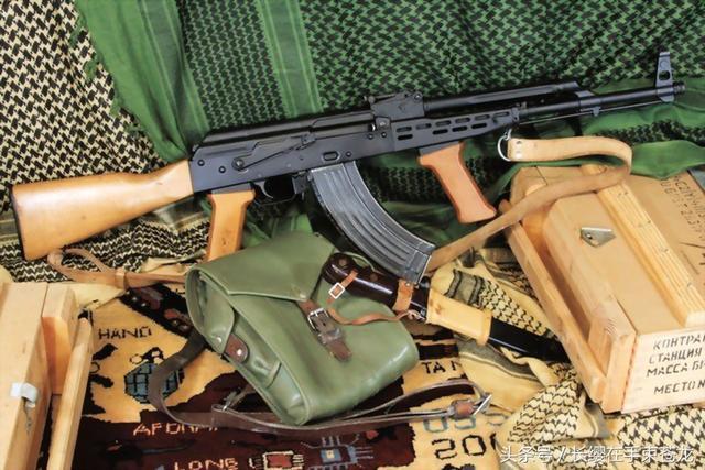 AK47简笔画