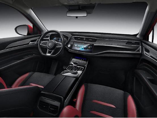国产又一轿跑SUV,全车三块屏还带无人驾驶,预计10万起!