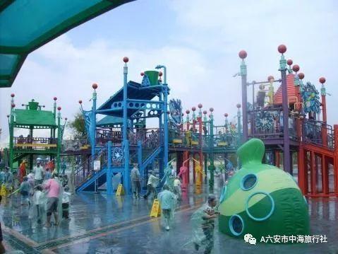 旅游 正文  芜湖方特水上乐园主要分为八大区域:儿童区,造浪区,大喇叭