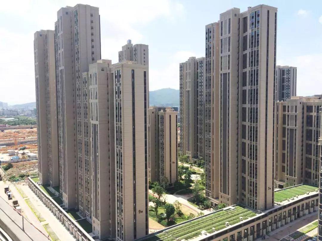 新阳居住区一期保障性安居工程