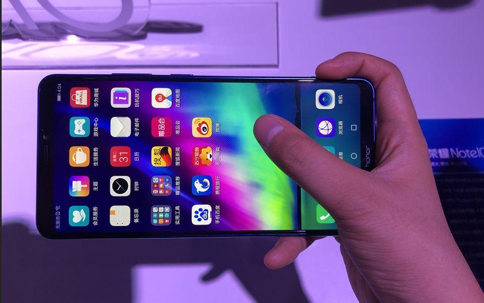 大屏手机另一个比较大的影响就是后置指纹的问题,我个人认为 note10