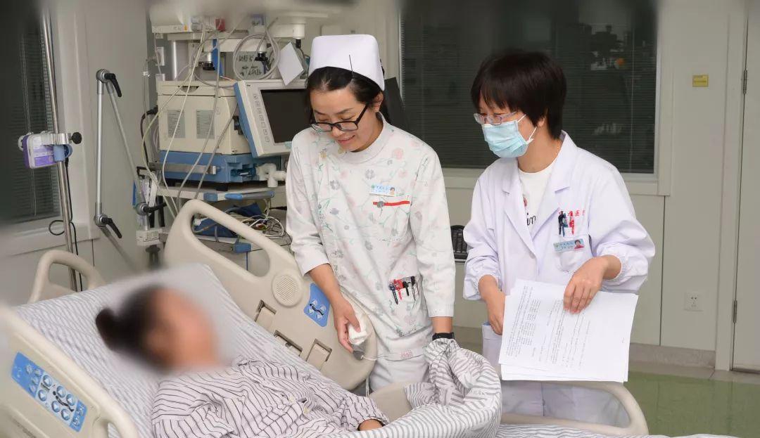 满足病人身体血液供应的需求 医患沟通,其乐融融 icu一直给人的感觉是