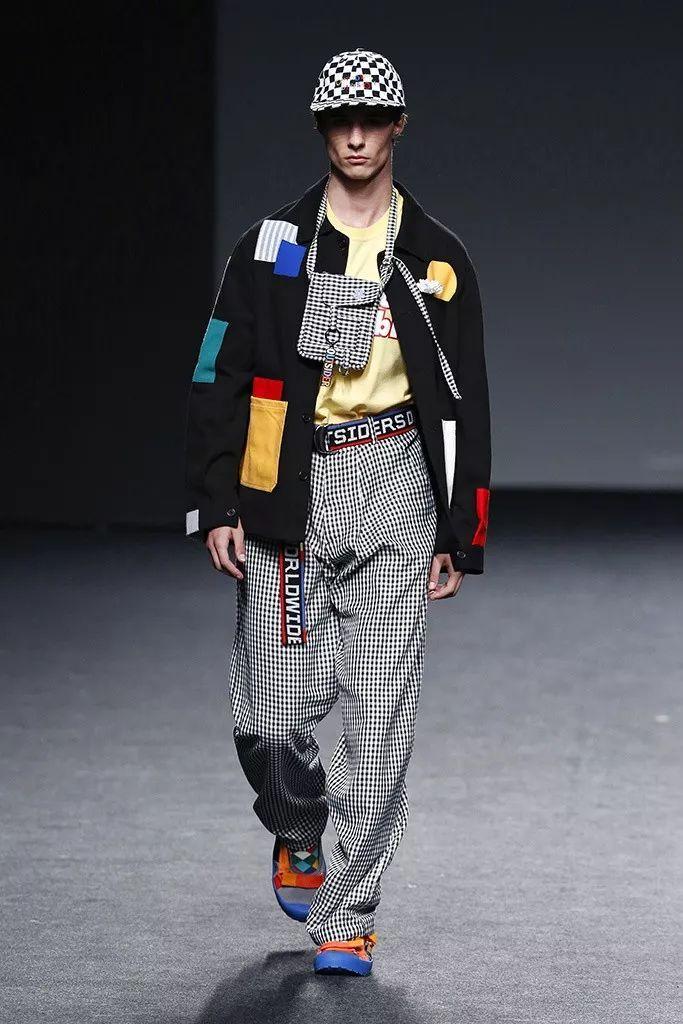 意大利品牌Outsiders_Division――一部介于时尚和艺术之间的电影,他们的设计反映了青年文化背景下的蓬勃朝气