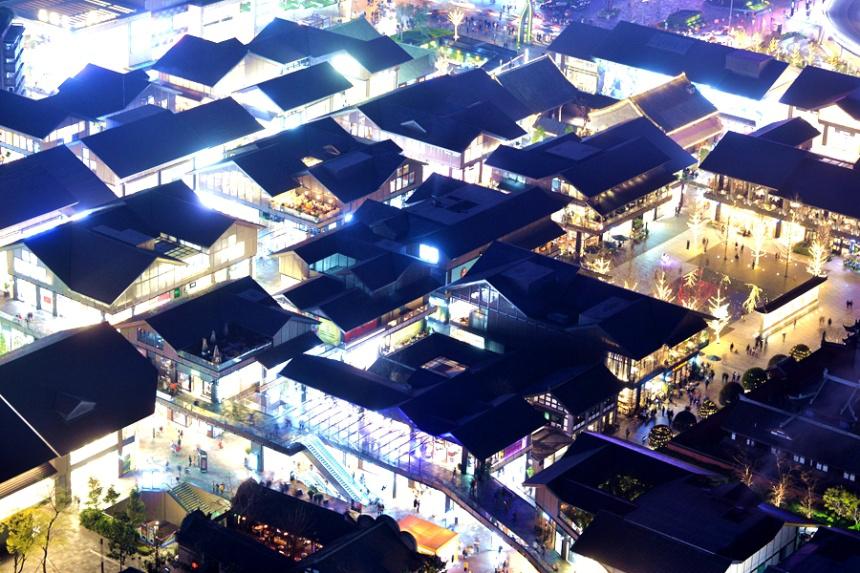 打造国际消费城 成都在香港推城市商贸新形象