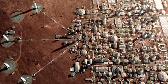 新研究表示火星地球化不太可能,埃隆·马斯克表示异议立即反驳