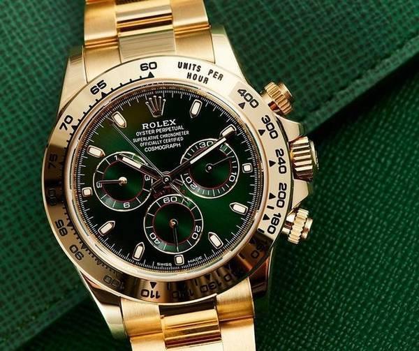 仪表不凡: 这几款劳力士手表非常热门图片