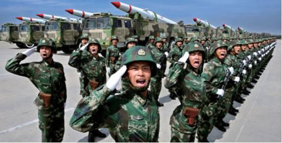 建军节 | 国之利刃 致敬中国军人