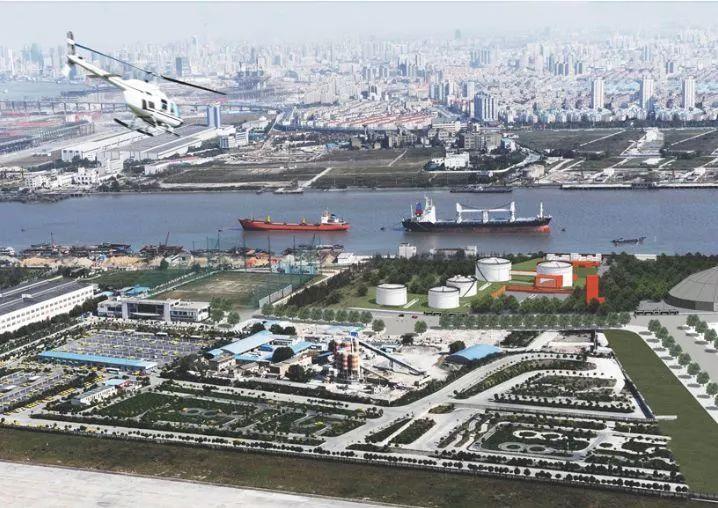 徐汇滨江新地标——上海油罐艺术中心