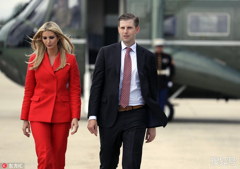 1/ 12 当地时间2018年7月31日,美国,美国总统特朗普的女儿伊万卡赴