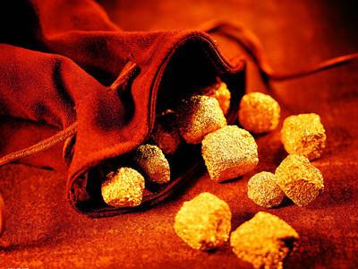 古代动辄赏赐万金,为何现在黄金稀少,古代黄金去哪里去了