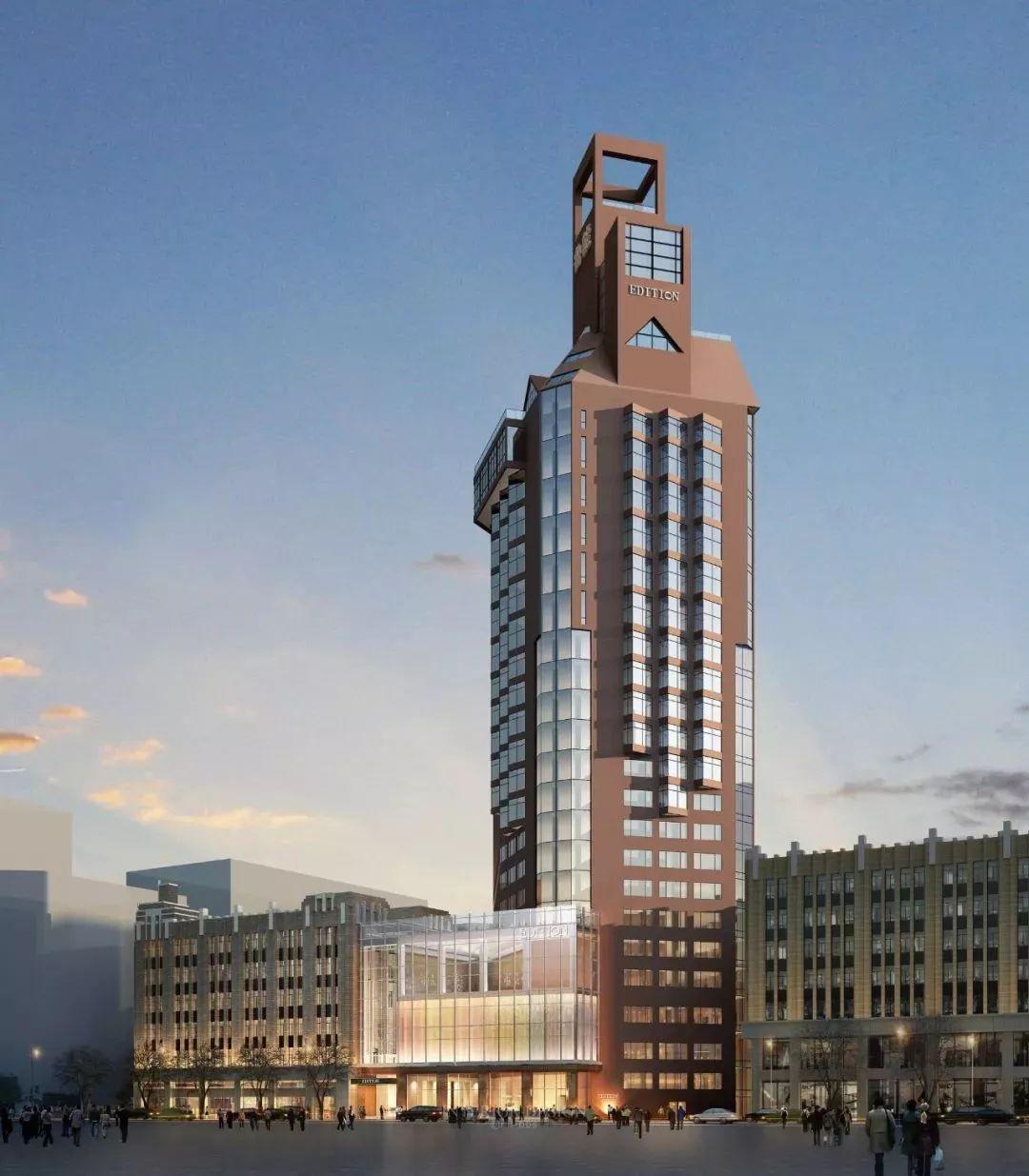 东方历史建筑邂逅新一代奢华   上海艾迪逊酒店正式揭幕