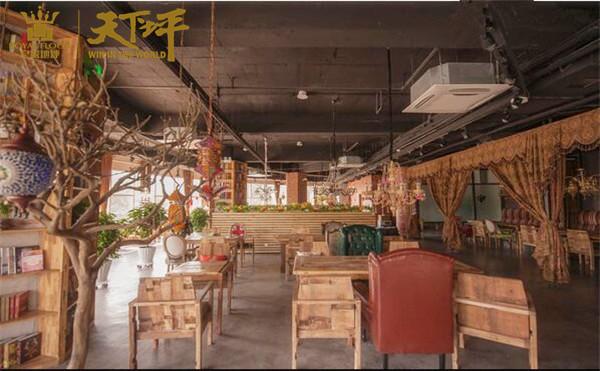 2咖啡屋—怀旧地坪