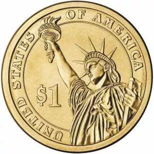 美国将发行新的1美元硬币