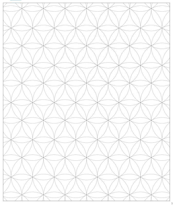 正六边形和正八边形给人安定,自省的感觉,放在案头,自我砥砺:日日
