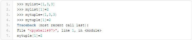最常见的 35 个 Python 面试题及答案(20python下载18 版)