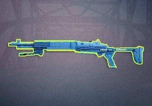 绝地求生:新版本狙击枪排行榜,m24最受欢迎,最后一把
