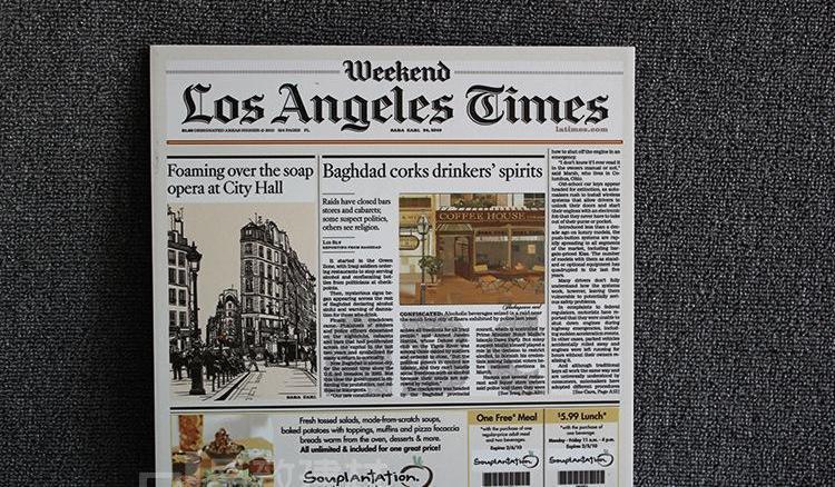 读英语杂志和报纸高中复读什么时候开学图片