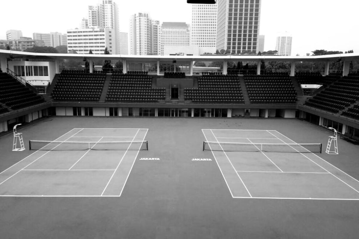网球 16