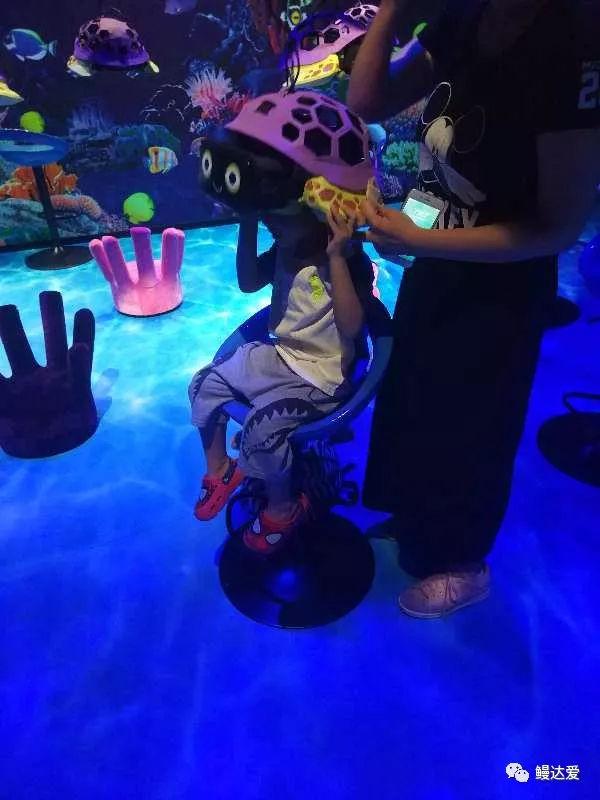 探秘长风海洋世界里的隐匿玩法到底有多神秘? 水族资讯 武汉水族馆第9张