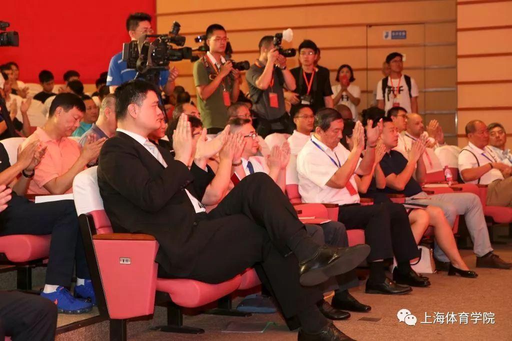 """赞!上海体育学院荣获""""中国篮协教练员委员会年度突出贡献奖""""!"""