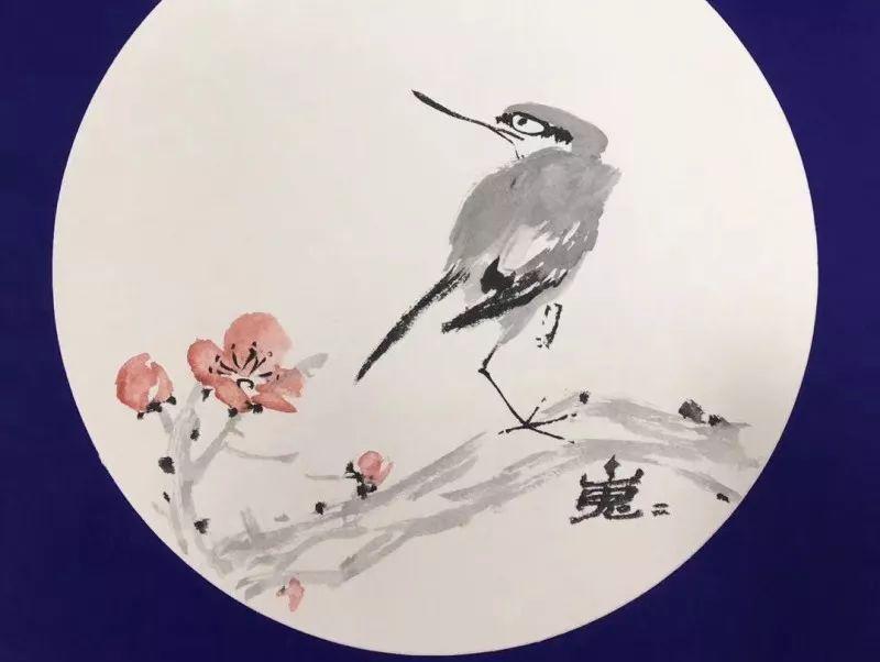 壶做纸,刀为笔 - 画家李巍巍跨界紫砂刻绘图片