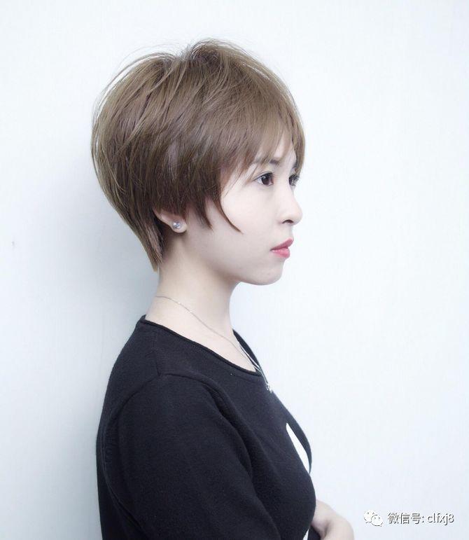 2018女生纹理烫发型推荐100款图片